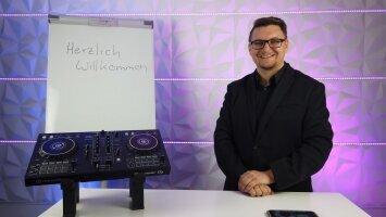 DJ Schule DJ Mike Hoffmann