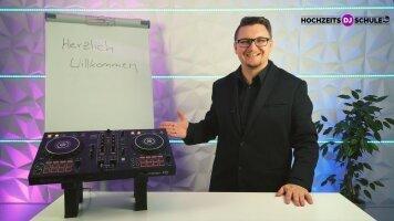 Hochzeits DJ Schule Mike Hoffmann